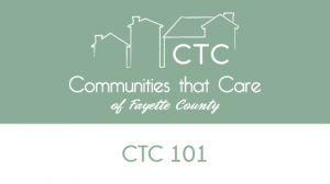 CTC101 @ Fayette County Health Building
